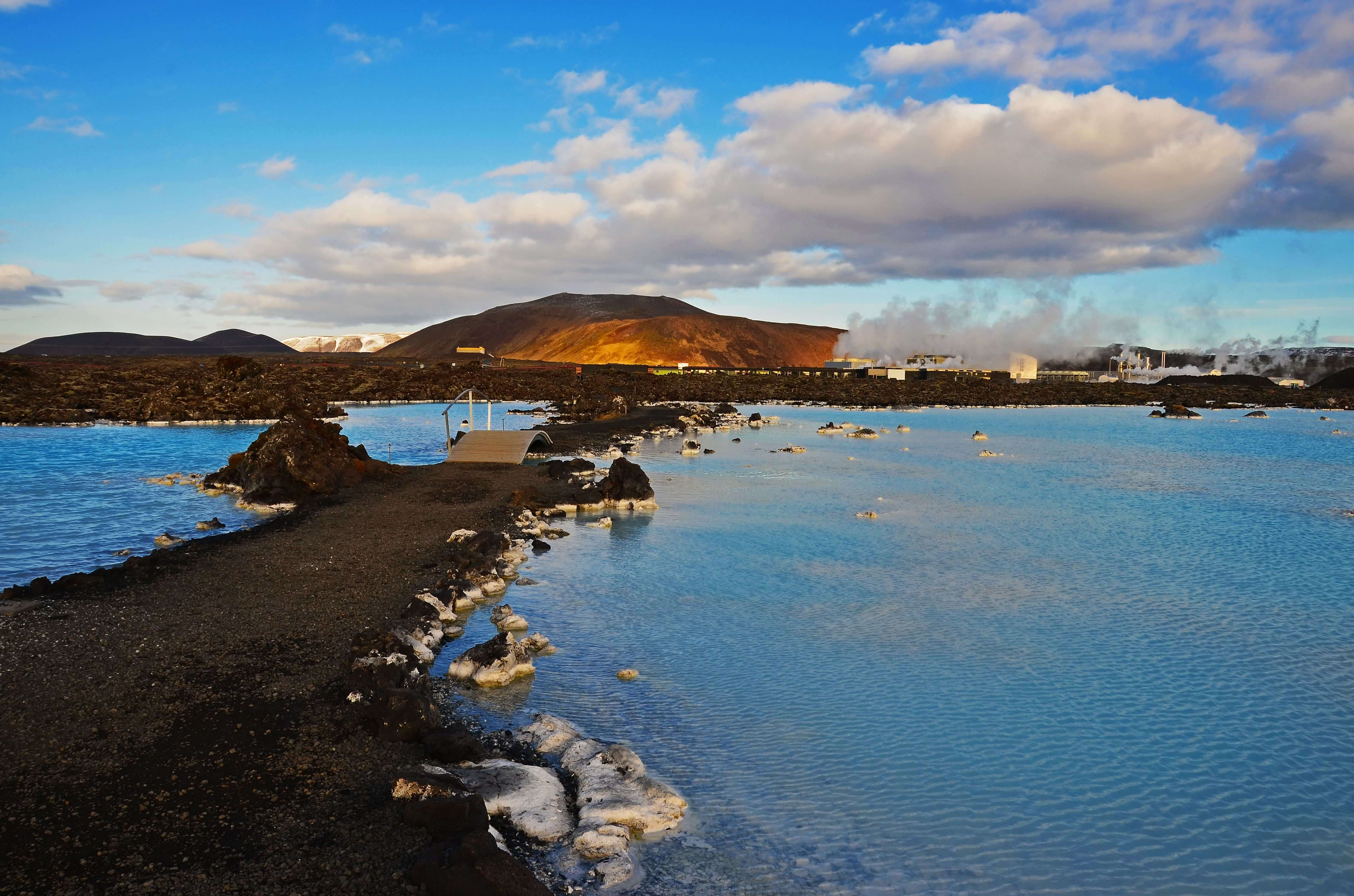 Blue Lagoon, foto Tomáš Uhrin