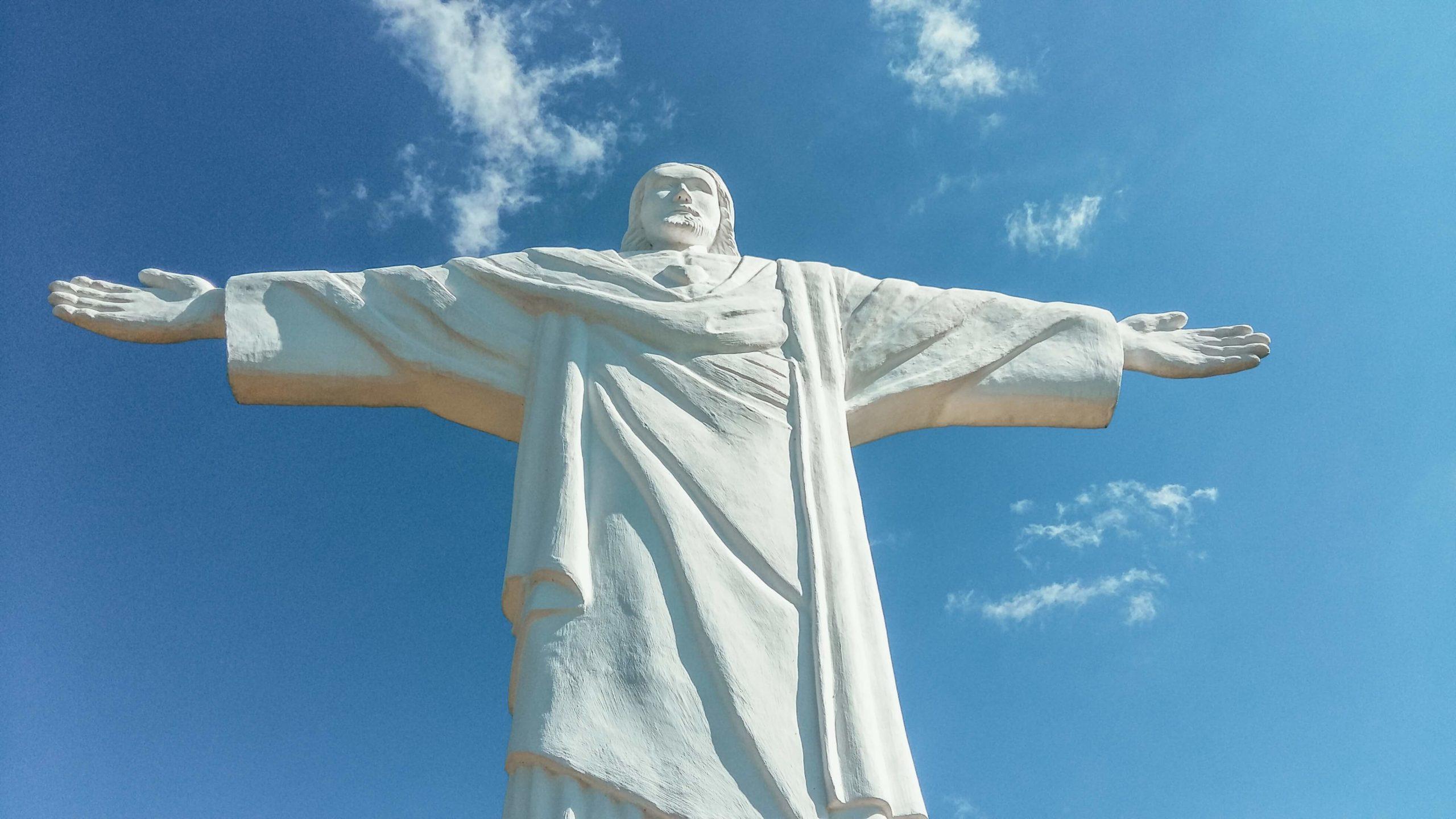 socha Krista Klin