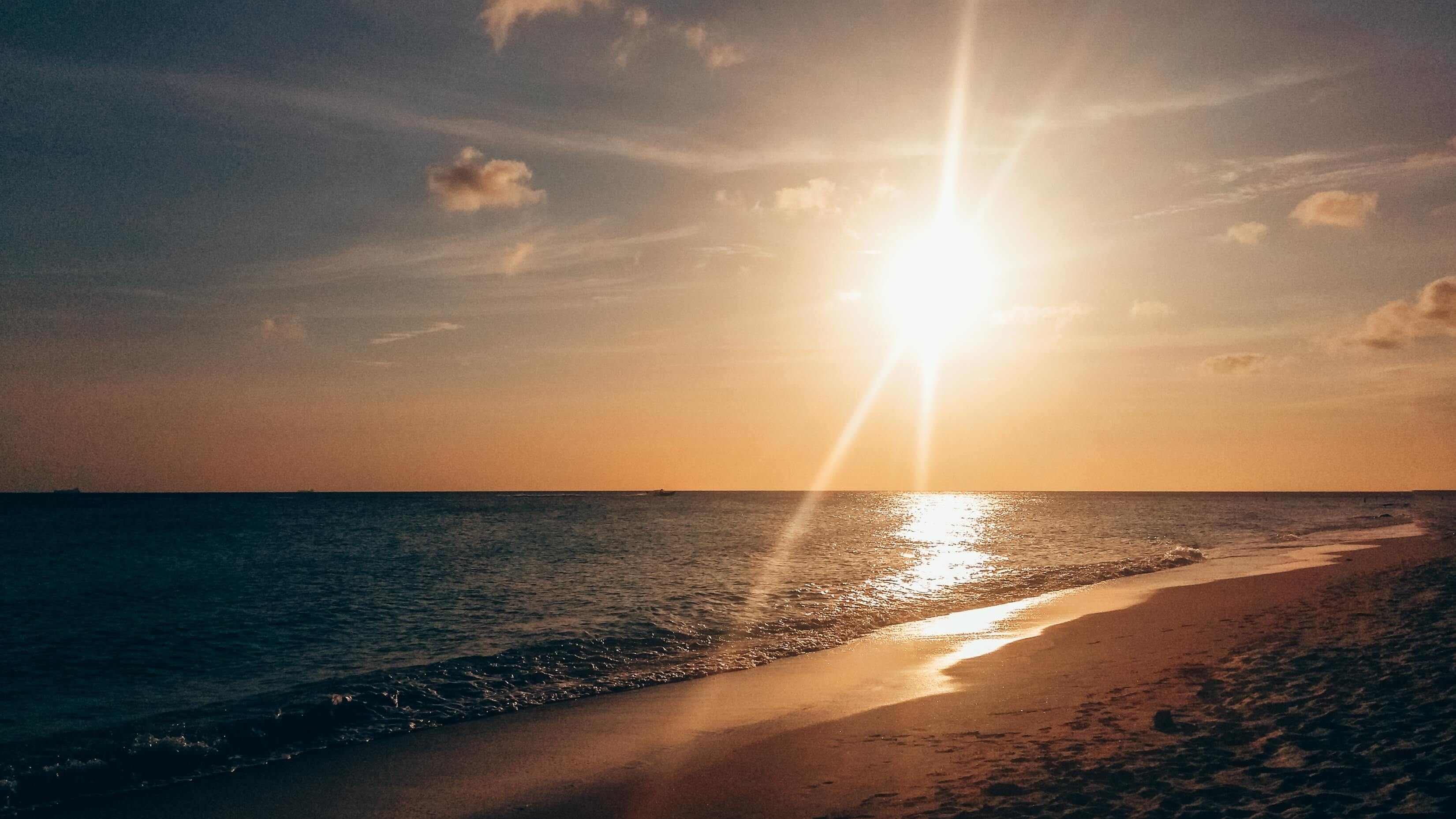 Divi beach Aruba