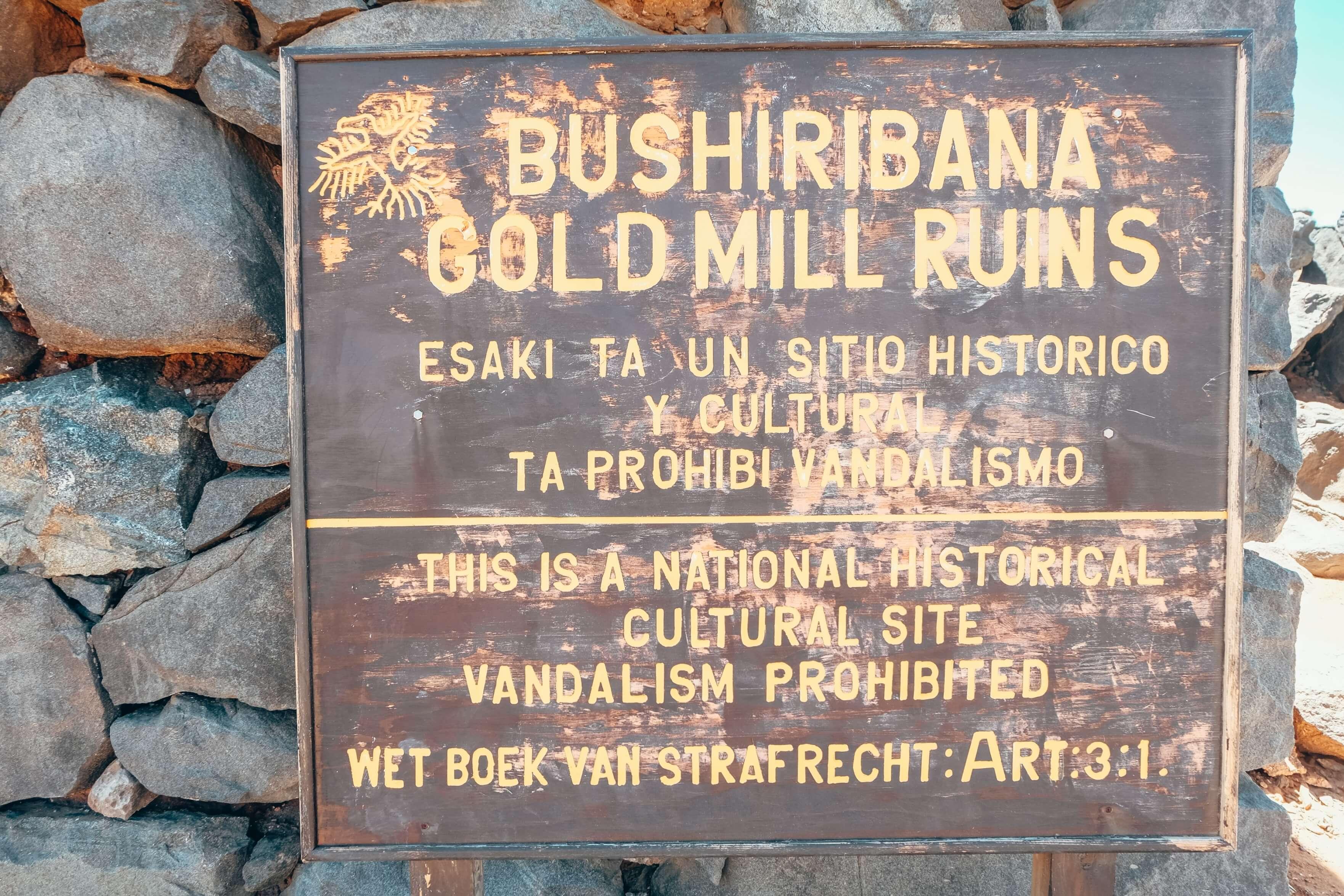 BUSHIRIBANA