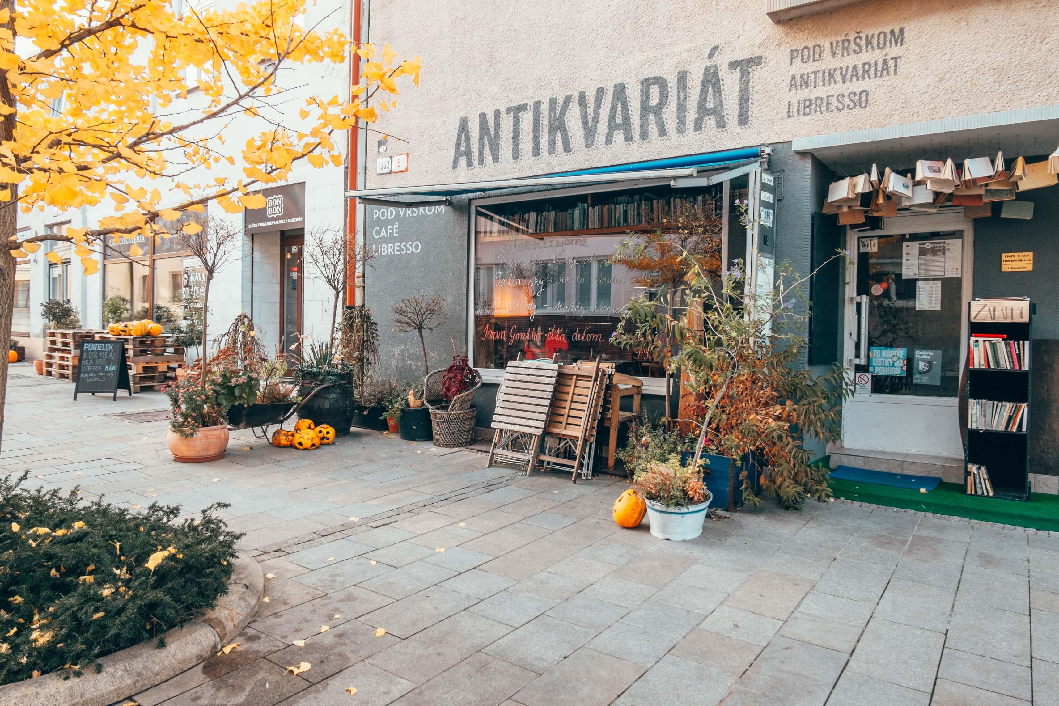 Antikvariát Nitra