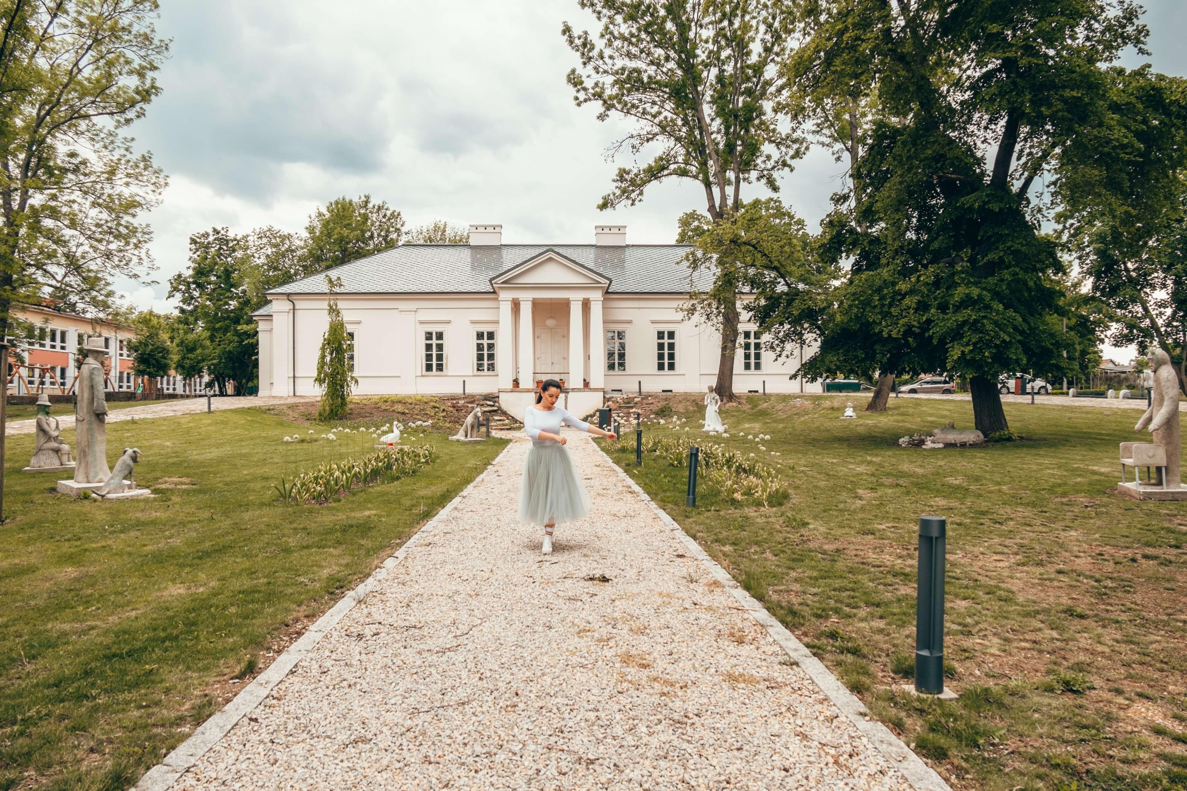 Regionálne múzeum Mojmírovce