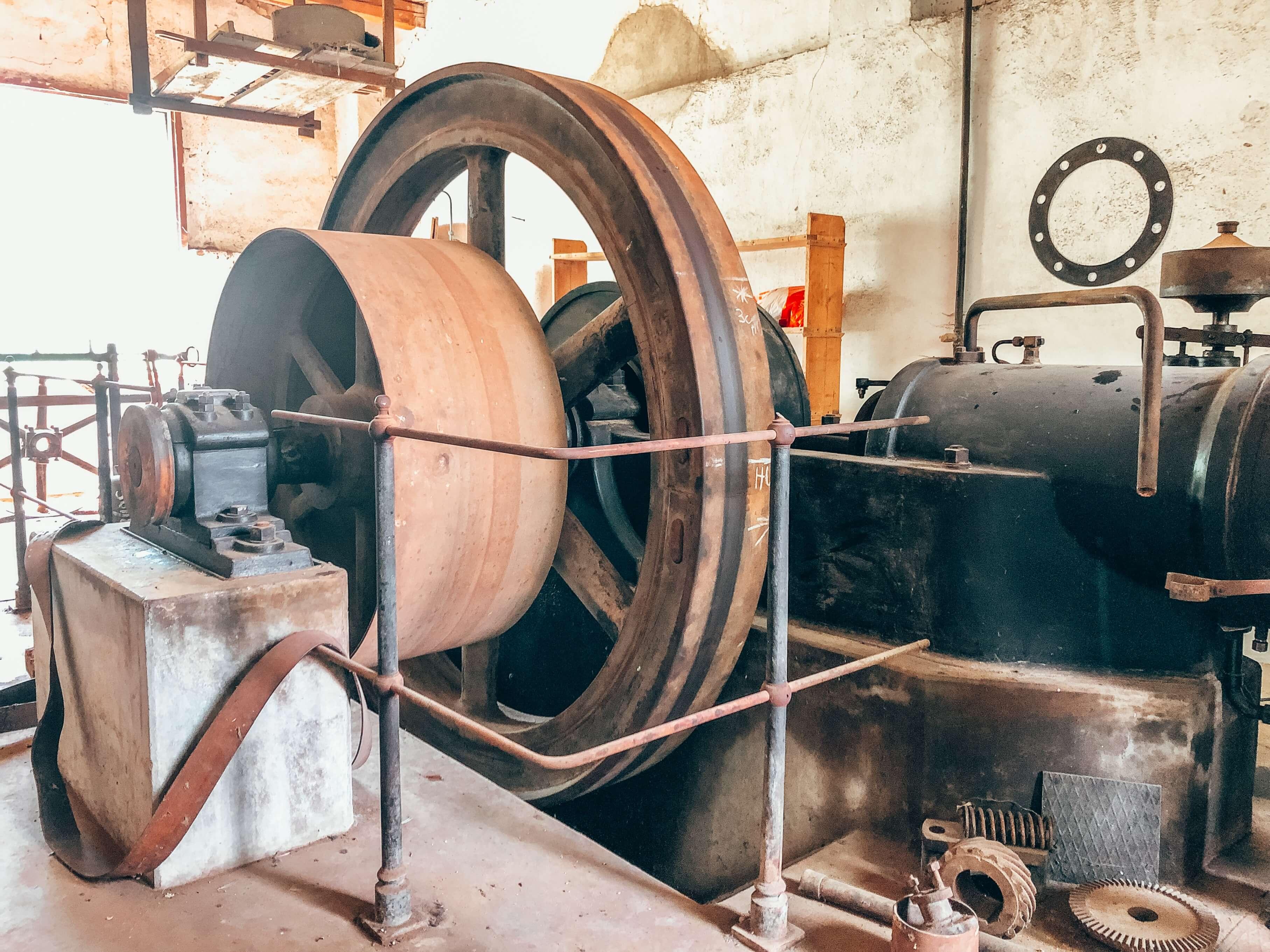 Obilný mlyn Mojmírovce