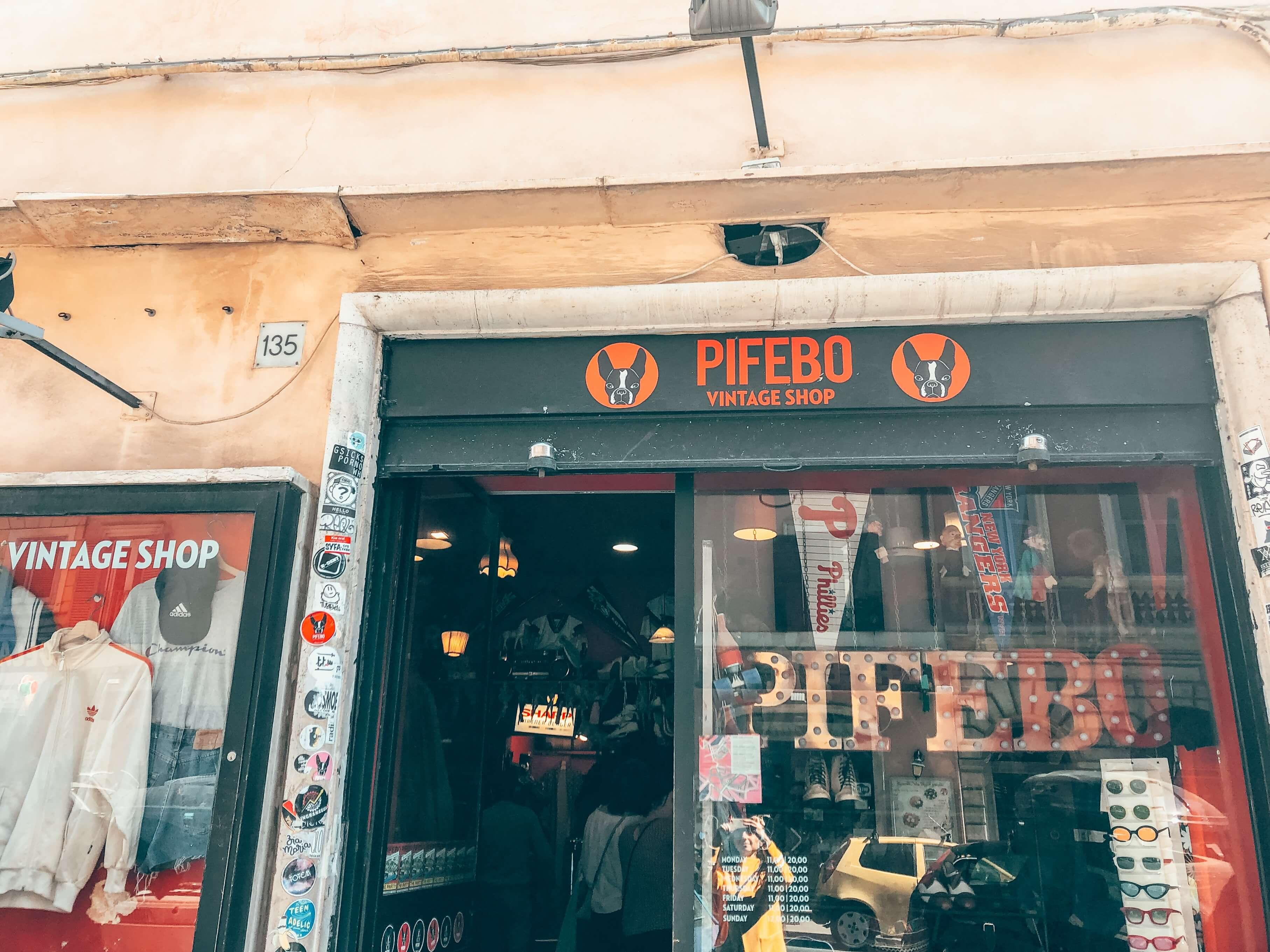 Čo nakúpiť v Ríme