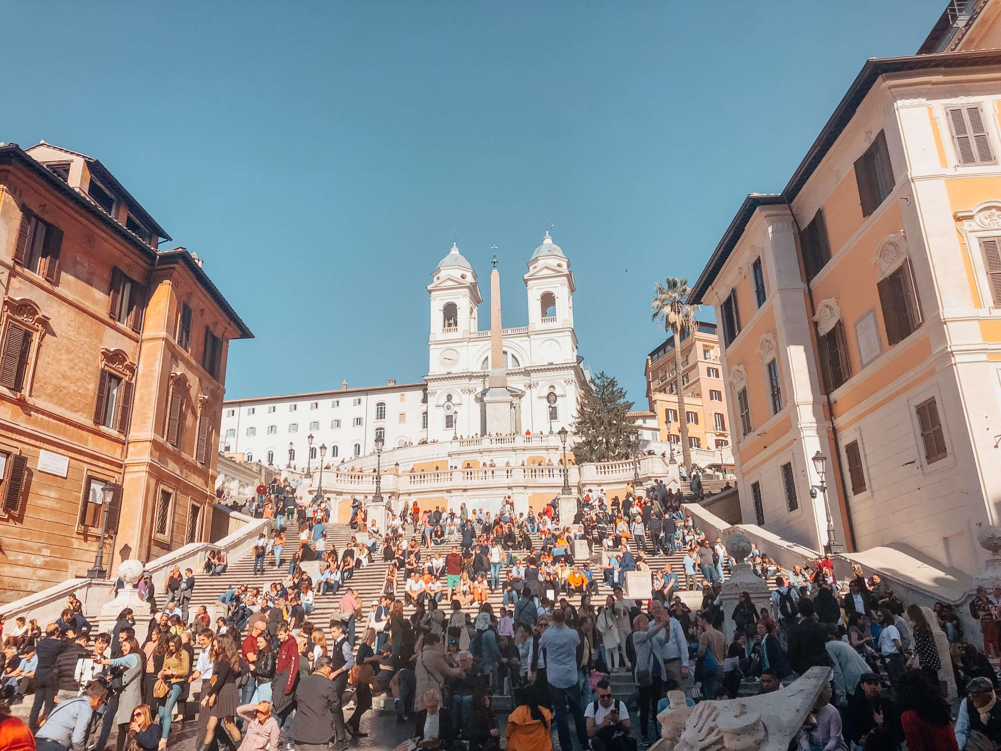 Čo vidieť v Ríme