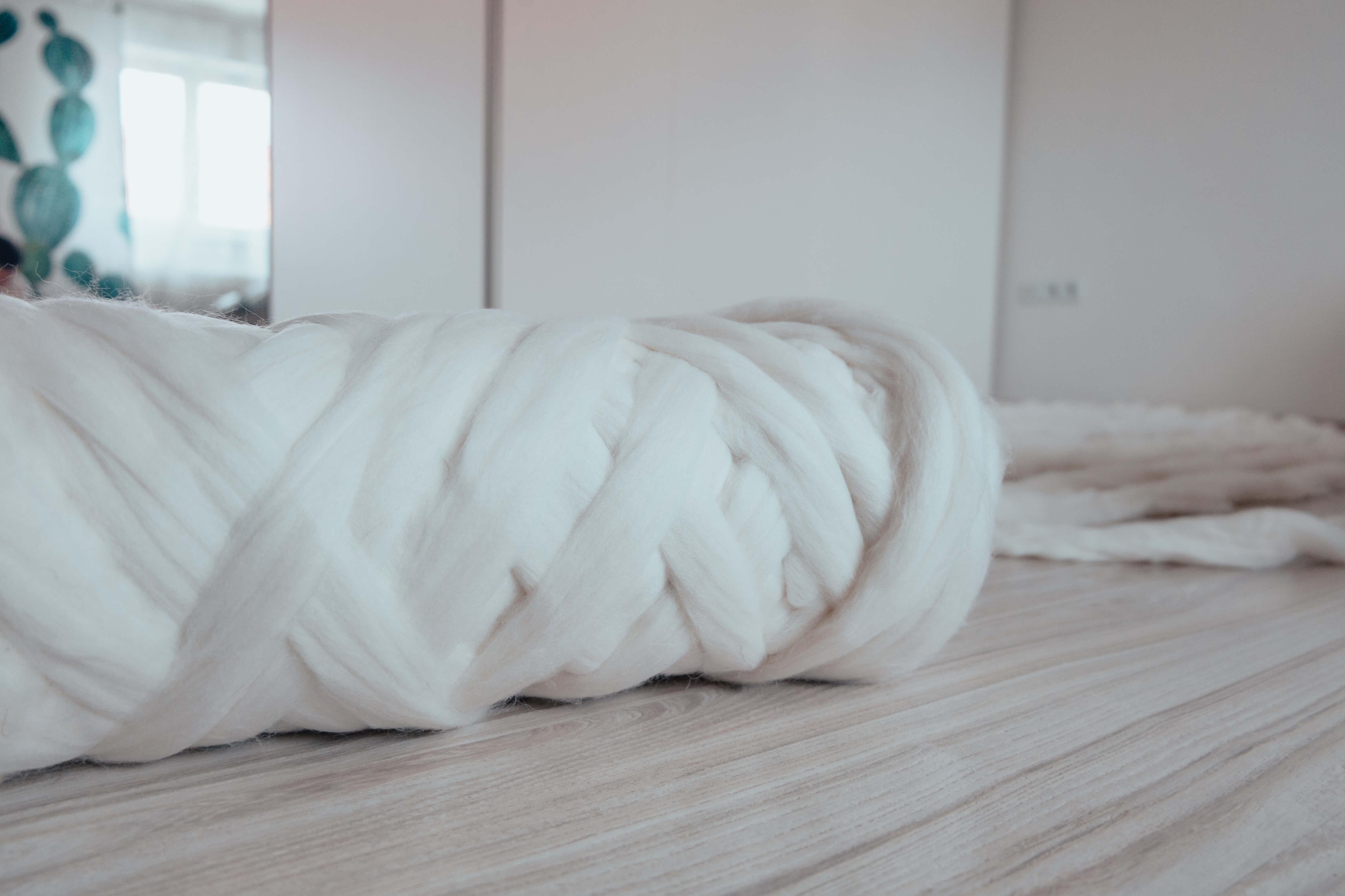 návod na merino deku