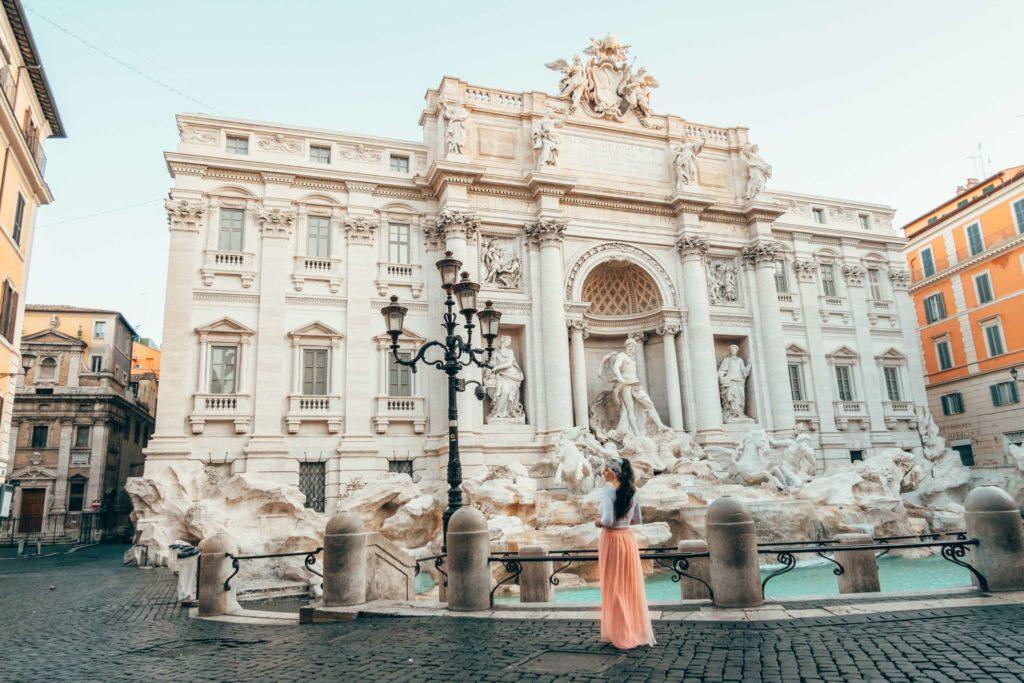 výlet v Ríme
