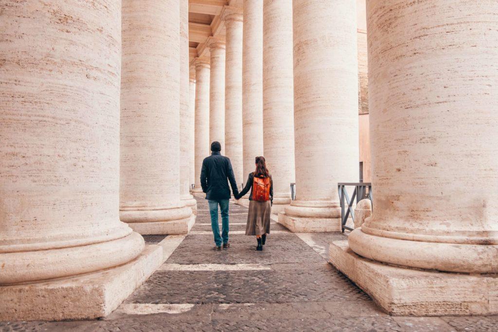 Na výlete v Ríme