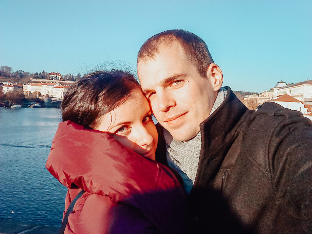 My dvaja v Prahe